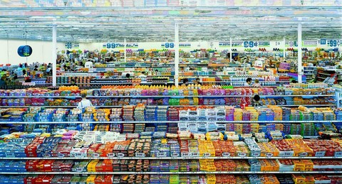 Andreas Gursky 99 cents